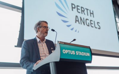 Angel Investor of the Year: Perth Angels secure prestigious award with recipient Greg Riebe